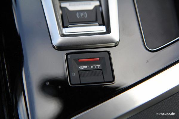 Peugeot 5008 Sporttaste
