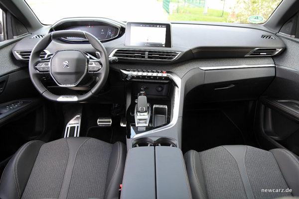 Peugeot 5008 Armatur