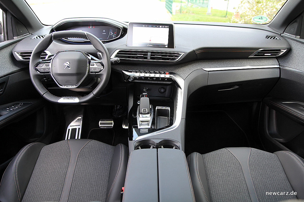 Peugeot 5008 - vom Kompaktvan zum SUV - NewCarz.de