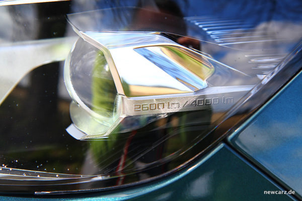 Peugeot 5008 LED-Beamer