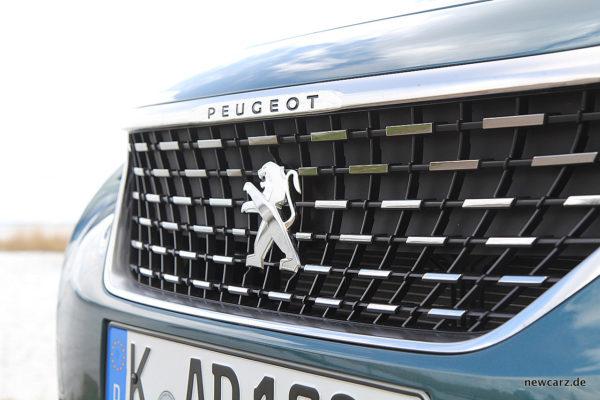 Peugeot 5008 Kühlergrill