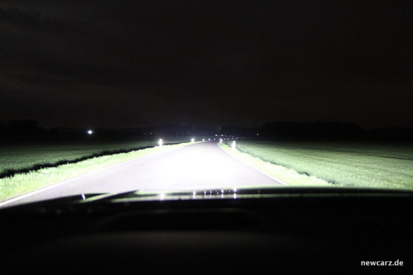 Volvo S90 Fernlicht