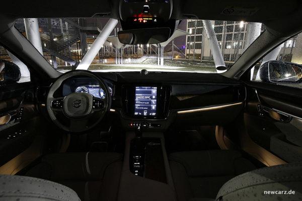 Volvo S90 Nachtsicht