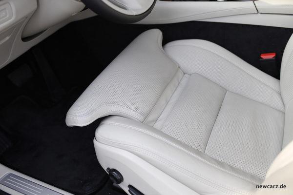 Volvo S90 Sitzfläche