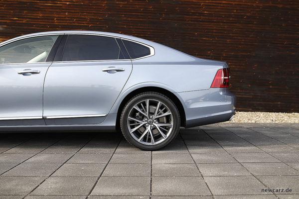 Volvo S90 Seitenansicht