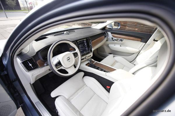 Volvo S90 Interieur