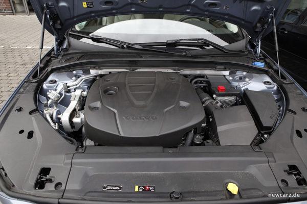 Volvo S90 Engine