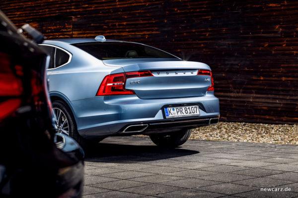 Volvo S90 Heck