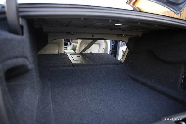 Volvo S90 Durchladefunktion