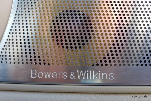 Volvo S90 Bowers und Wilkins