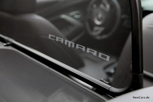 Chevrolet Camaro Windschott