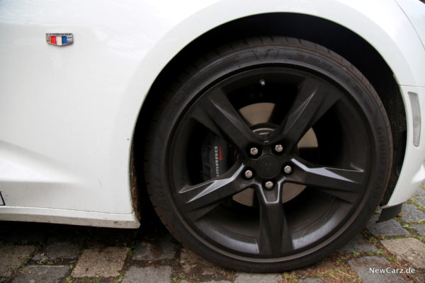 Chevrolet Camaro Bremsen