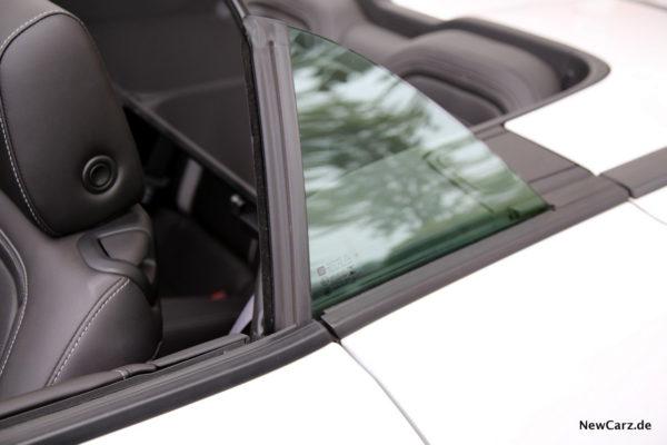 Chevrolet Camaro Windgeräusche