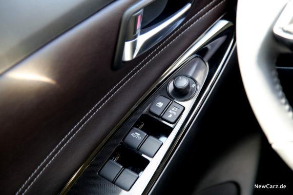 Mazda2 Spiegel