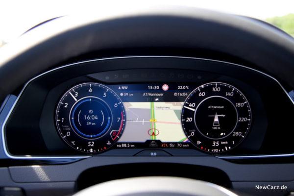 VW Arteon Cockpit