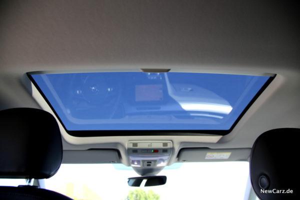 VW Arteon Glasdach