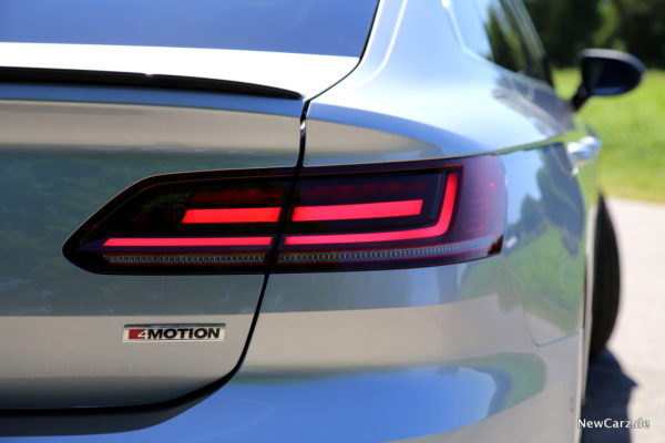 VW Arteon 4Motion