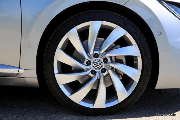 VW Arteon Rad