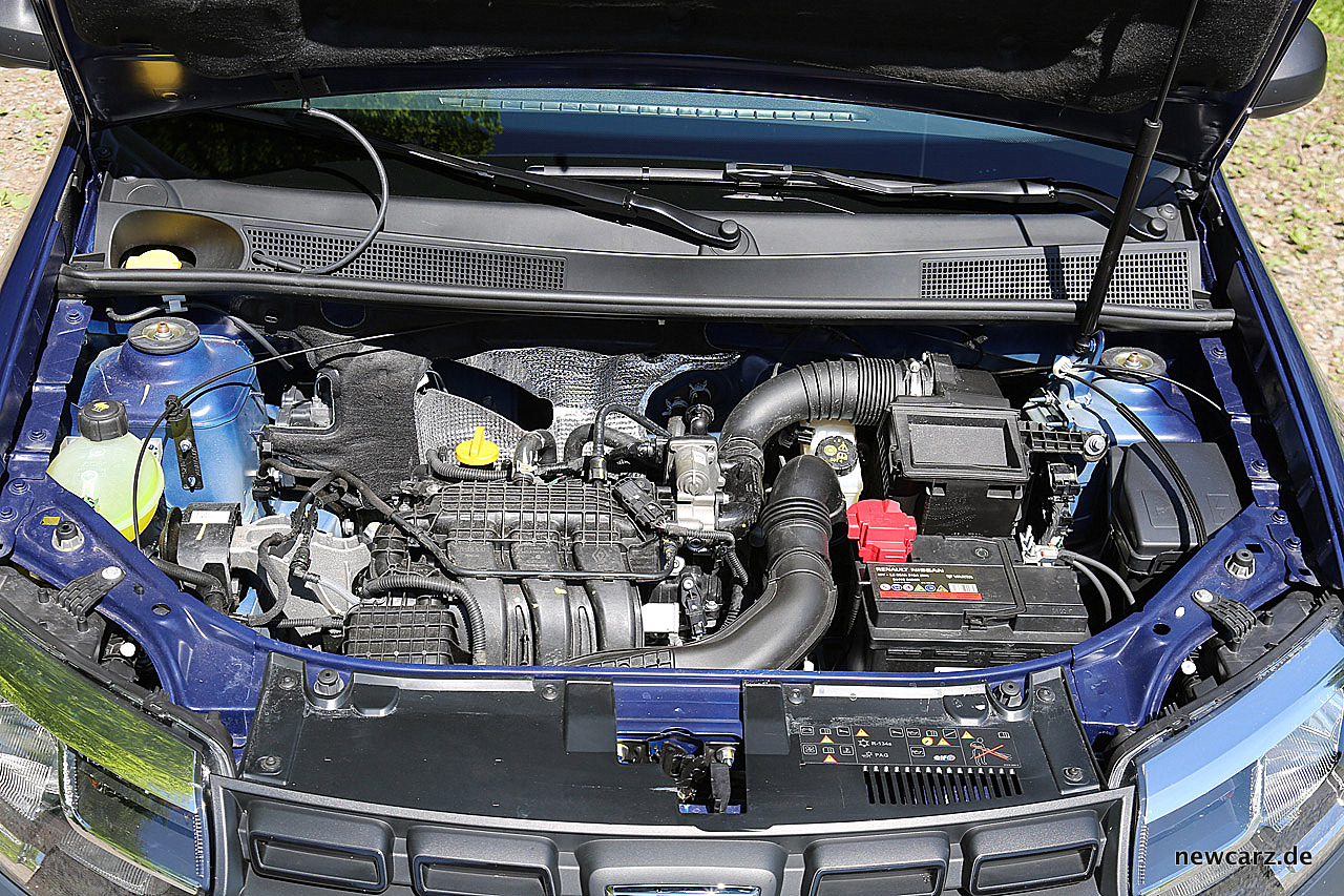 Dacia Sandero - Sparen mit Klasse - NewCarz.de