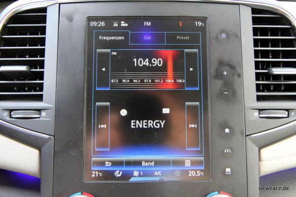 Renault Talisman Dauertest FM