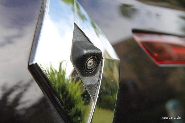 Renault Talisman Dauertest Rückfahrkamera