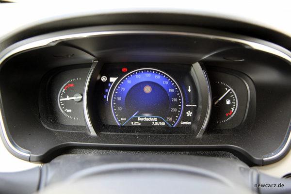 Renault Talisman Dauertest Verbrauch