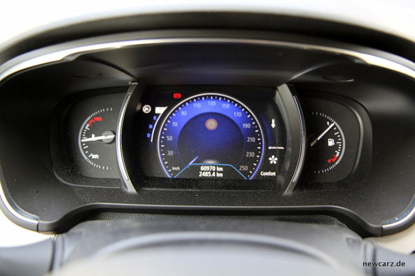 Renault Talisman Dauertest Kilometerstand
