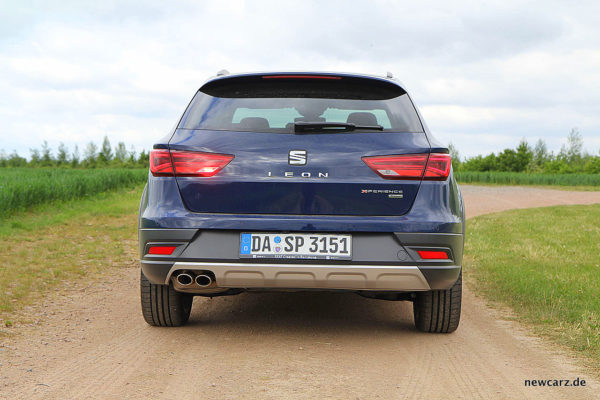 Seat Leon ST X-Perience Heck