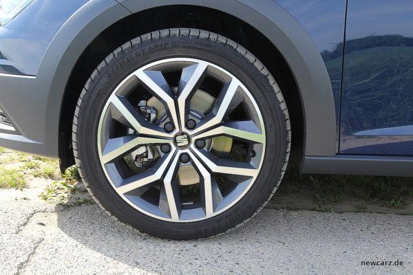 Seat Leon ST X-Perience Rad
