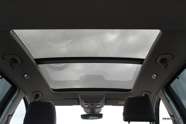 Seat Leon ST X-Perience Panoramadach