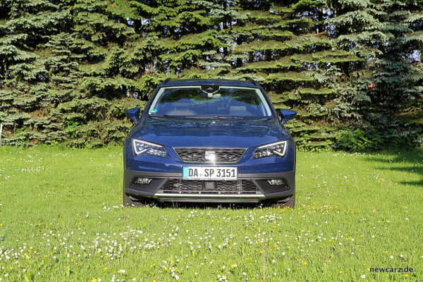 Seat Leon ST X-Perience Front