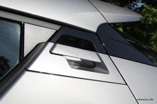 Toyota C-HR Hintertüren