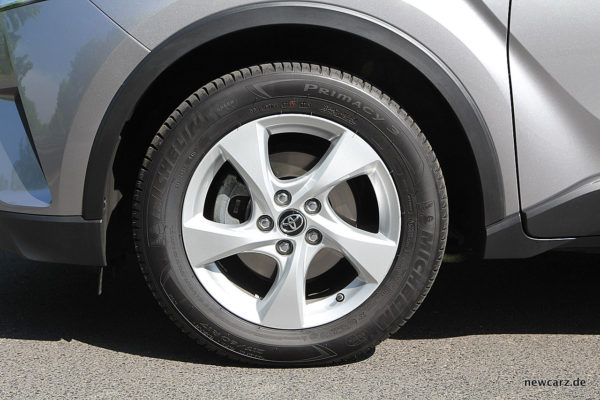 Toyota C-HR Rad