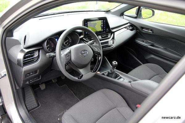 Toyota C-HR Interieur