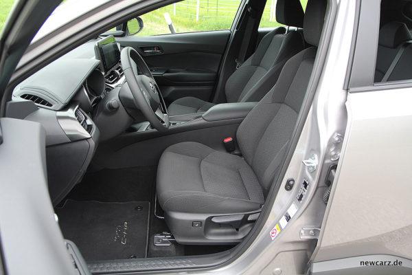Toyota C-HR Sitze