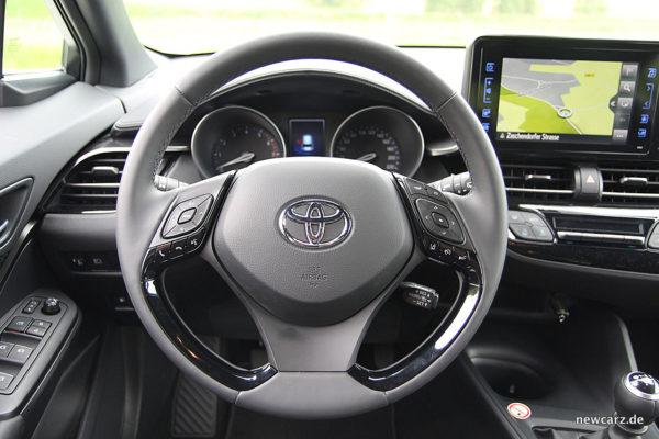 Toyota C-HR Lenkrad