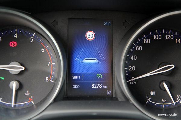 Toyota C-HR Fahrspurassistent