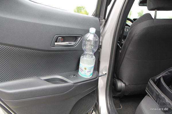 Toyota C-HR Getränkehalter