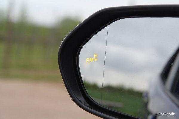 Toyota Prius IV Außenspiegel