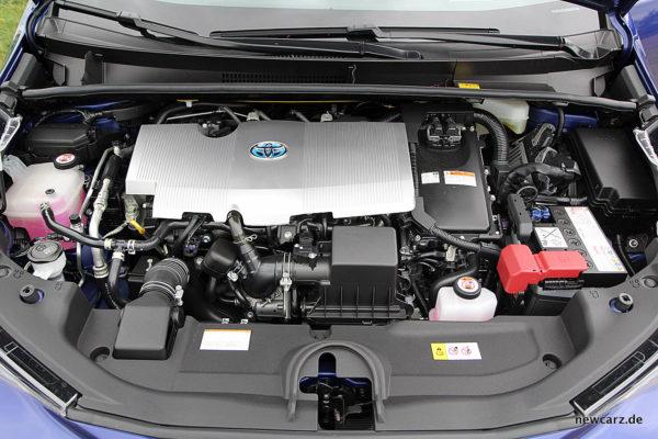 Toyota Prius IV Motor