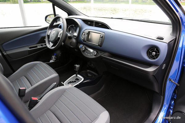 Toyota Yaris 2017 Interieur