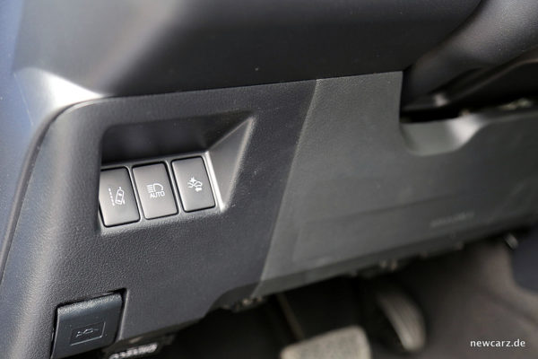 Toyota Yaris 2017 Assistenz