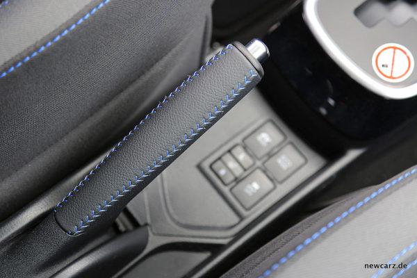 Toyota Yaris 2017 Innenraum