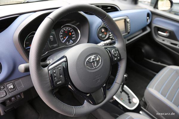 Toyota Yaris 2017 Lenkrad