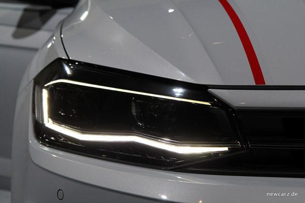 VW Polo 2017 LED-Tagfahrlicht