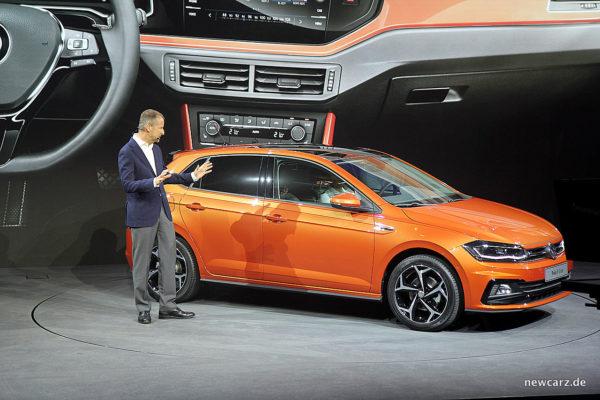 VW Polo 2017 R-Line