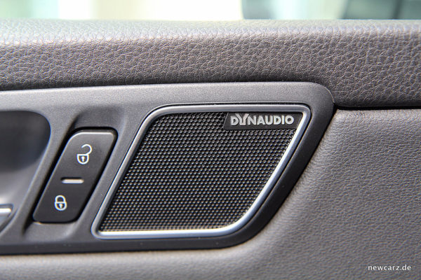 VW Sharan Dynaudio