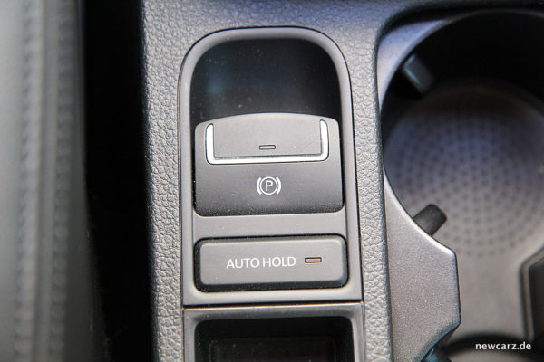 VW Sharan Auto Hold