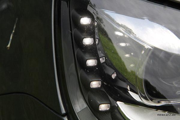 VW Sharan Tagfahrlicht