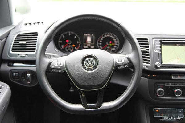 VW Sharan Lenkrad